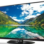"LG 60"" Class Full HD 1080p Plasma TV"
