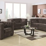 Coaster Co of America Alexis Sofa & Loveseat