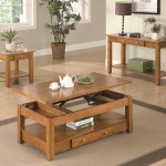 Coaster 3 PC Table Set 701437/438