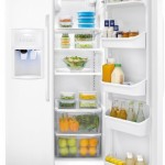 Crosley Side By Side Refrigerators White