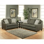 Comfort Stoke 2 PC Sofa and Loveseat Set