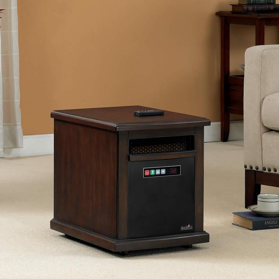 Colby Powerheat Infrared Quartz Electric Heater - Caramel Oak - 10HM1342