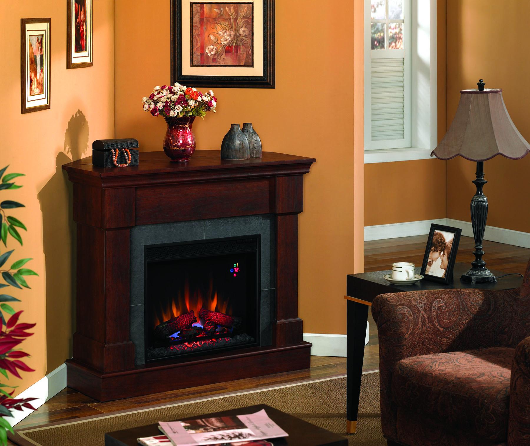 Twin Star Frankin Fireplace
