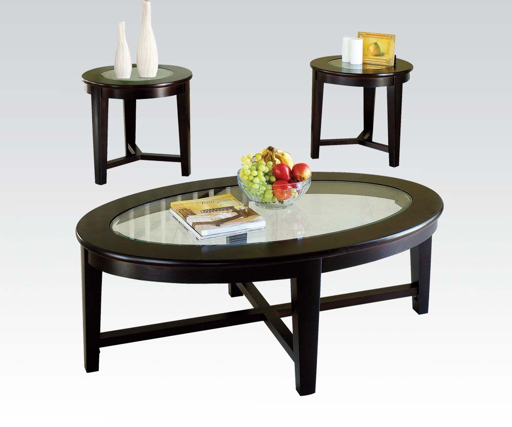 Acme Furniture 3 piece Kort Occasional Table Set AIM Rental : 18458 from aimrental.net size 1000 x 833 jpeg 75kB