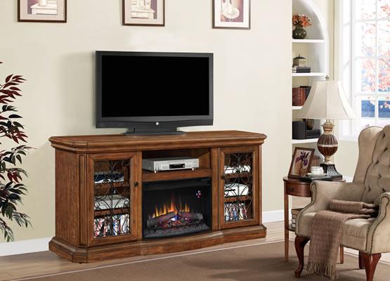 Beauregard Fireplace