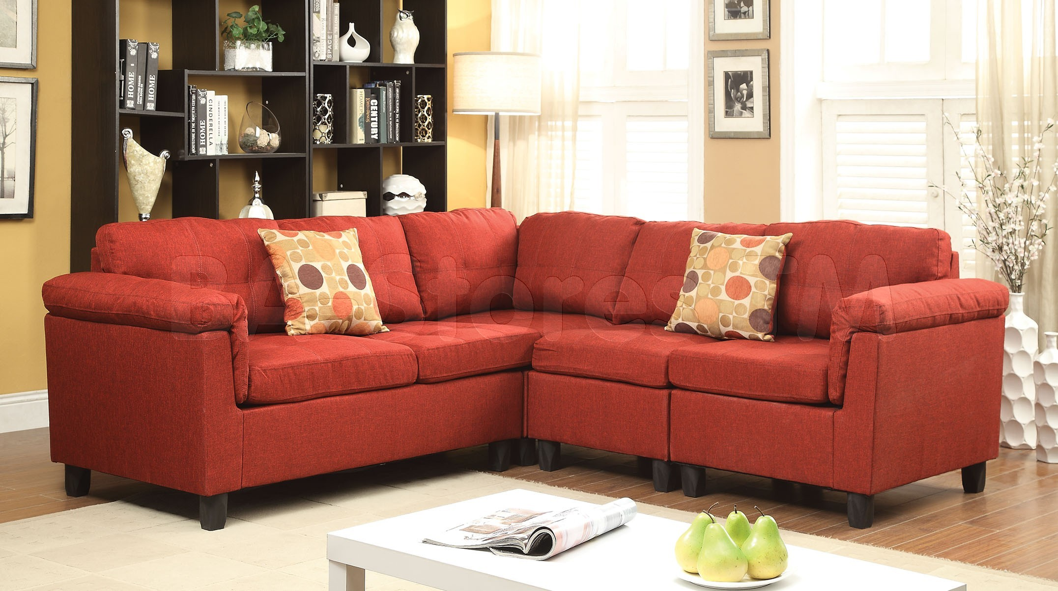 Acme Cleavon Sofa Sectional In Two Colors AIM Rental : acme furniture 51545 from aimrental.net size 2153 x 1203 jpeg 410kB
